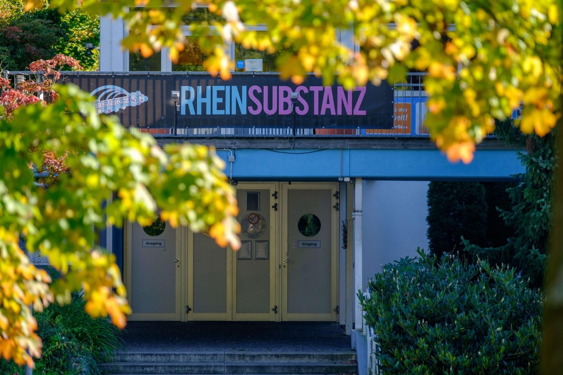 Das Thema Rheinsubstanz Bad Honnef Foto: Frank Homann